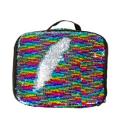 Magic Sequin Lunch Tote and Sequin & Shaker Tumbler