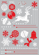 Easy Instant Home Decor Wall Sticker Decal Sticker - HS-PSC-61014 Christmas Decorations