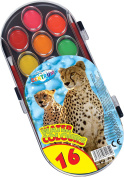 CENTRUM Zoo Design Water Colour Paint with Brush