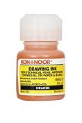 Kohinoor Drawing Ink 30ml Orange