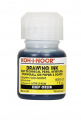 Kohinoor Drawing Ink 30ml Deep Green