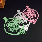 Christmas Cutting Dies, OverDose Metal Cutting Dies Stencil DIY Scrapbook Photo Album Embossing Paper Card Craft