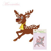 Christmas Cutting Dies, OverDose Cutting Dies DIY Stencil Scrapbooking Embossing Folder Paper Craft
