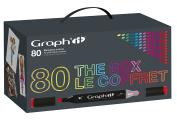 Graph'it Garden Marker Kit Coffret de 80 marqueurs