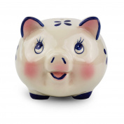 Ceramic Kids Piggy Bank Cute Pig Money Bank Savings Piggy Toy Banks