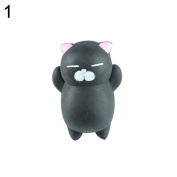 Cute Cat Paw Squishy Squeeze Toy Healing Fun Kids Toy Stress Reliever Decor Gift (Cat
