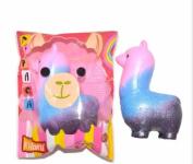 Cute Galaxy Alpaca Scented Squishy Slow Rising Toy by Fancy105