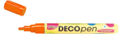 Kreul Hobby Line 46103 – Decopen with Rounded Tips 2 – 4 mm – Orange