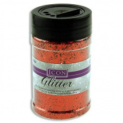 Premier Stationery Icon 110 g Glitter - Red