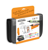 Letraset ProMarker Craft Markers Drawing