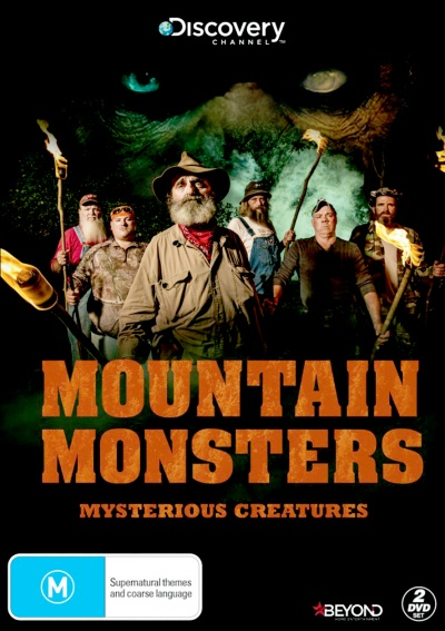 Mountain Monsters Mysterious Creatures by Beyond Home