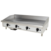 Toastmaster TMGM48 Natural Gas 120cm Manual Griddle