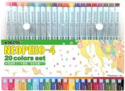 Neopiko -4 W20Z 20 colour set