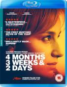 4 Months, 3 Weeks and 2 Days [Region B] [Blu-ray]