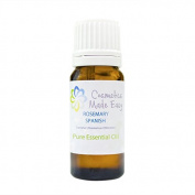 Rosemary Spanish (Camphorous) Pure Essential Oil 10ml