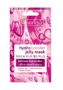 3x Biel Enda Hydro Booster Jelly Face Mask Dry Skin with Acai Berry and Rosewater 8G 3x8g = 24g