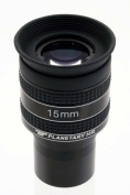 "HR Planetary 20mm - High End eyepiece for telescopes - 1.25"" - long eye relief - 60° field of view, HR20"