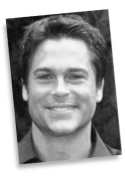 ROB LOWE - ACEO Sketch Card (Signed by the Artist) #js001