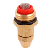 Garden Tool Metal Fountain Pond Waterfall Accessory Water Spray Nozzle