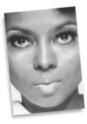 DIANA ROSS - ACEO Sketch Card (Signed by the Artist) #js002