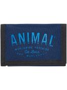 Animal Dark Navy Ambush Trifold Wallet