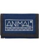 Animal Dark Navy Sidetrack Trifold Wallet