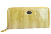 Wallet woman CHARRO yellow model compact with zip VA2069