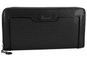 Wallet woman CHARRO black model compact with zip VA2065