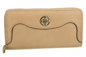 Wallet woman CHARRO beige model compact with zip VA2080