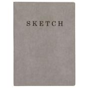 A5 washable paper grey sketchbook