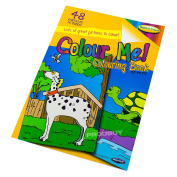Children's A4 Colouring Book of Pets 48 Pages