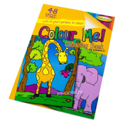 Children's A4 Colouring Book of Animals 48 Pages