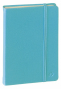 Quo Vadis Smooth Havana – Notebook 15 Turquoise