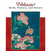 Hokusai Birds and Flowers Colouring Book