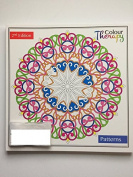 Colour Therapy Adult Colouring Book Theme