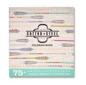 Cotton + Steel Colouring Book