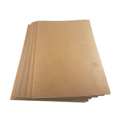 Artway - Softback Sketchbook - White Cartridge Paper with Kraft Paper Cover - Recycled - 130gsm 28 Sides - A3