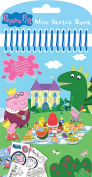 Anker Peppa Pig Mini Sketch Book