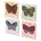Majestic Chouko Butterfly Nail File Match Book Gifts, and, Cards Wedding, Gift, Idea Occasion, Gift, Idea