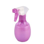 Plastic Hairdressing Garden Flower Plant Trigger Water Spray Bottle Purple 150ml