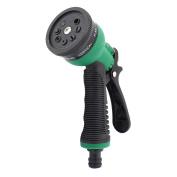 Unique Bargains Car Garden Cleaning Multifunction Water Hose Sprayer Nozzle Gun Set