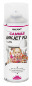 Ghiant 400 ml Canvas Ink Jet Fix Can, Satin/Transparent