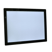 Oypla A3 Light Box Pad Dawing Board Tracing Copy Adjustable Brightness