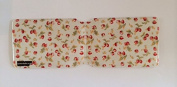 Strawberry print oyster card holder