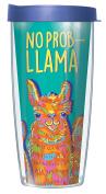 No Prob-Llama 470ml Mug Tumbler Cup with Blue Lid