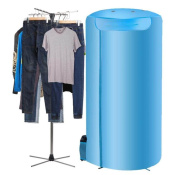 STEAM PANDA Home Drying Wardrobe High capacity Portable Heater Dryer Clothes Drying Home Drying Wardrobe Clothes dryer 1000w Indoor Hot Air