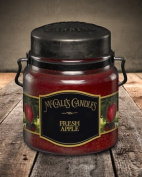Double Wick Classic 470ml-FRESH APPLE by McCall`s Candles
