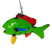 Rustic Arrow Fish Birdhouse