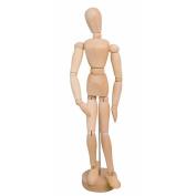 C. Kreul 4161 Solo Goya Lay Figure Female Height 310 mm
