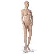 Songmics Mannequin Glamorous Beautiful Plastic Female Detachable Structure MPLM03